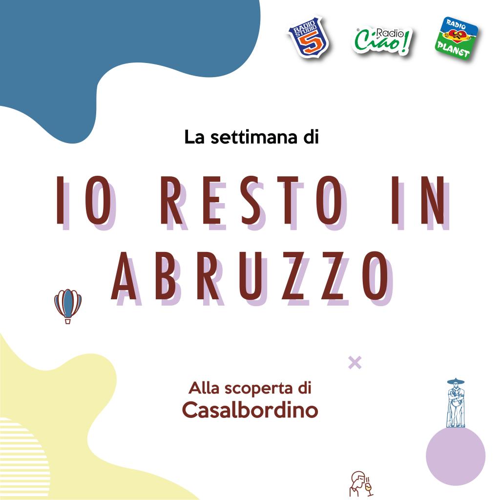 Io resto in Abruzzo settimana 7